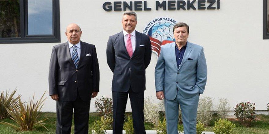 Sadettin Saran Fenerbahçe Başkan adayı oluyor