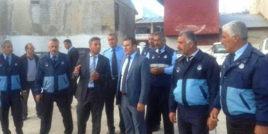 Van, Erciş'te 4 Tane Ücretsiz Otoparklar Hizmete Açıldı