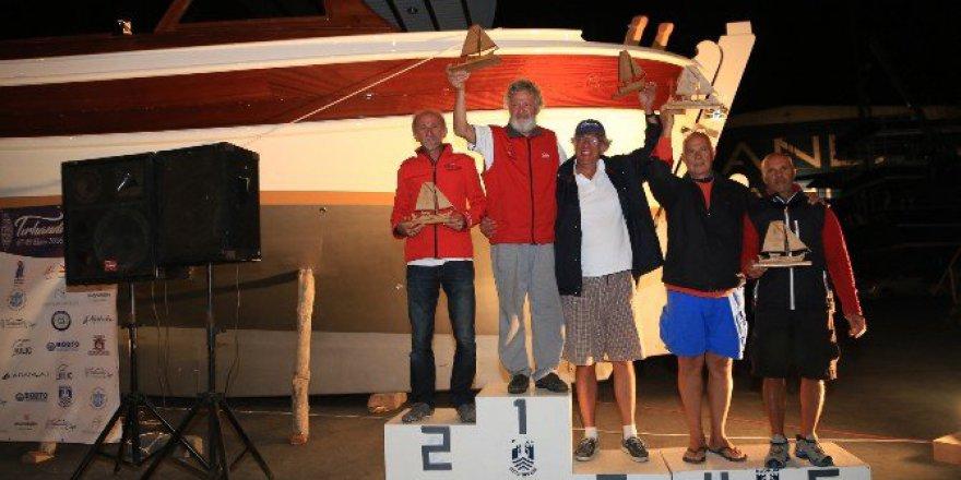Bodrum'da Düzenlenen Tırhandil Cup Ödül Gecesiyle Sona Erdi
