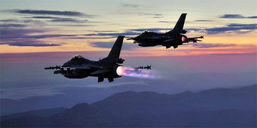 Tatvan'da Hava Harekatı! 4 Terörist Öldürüldü