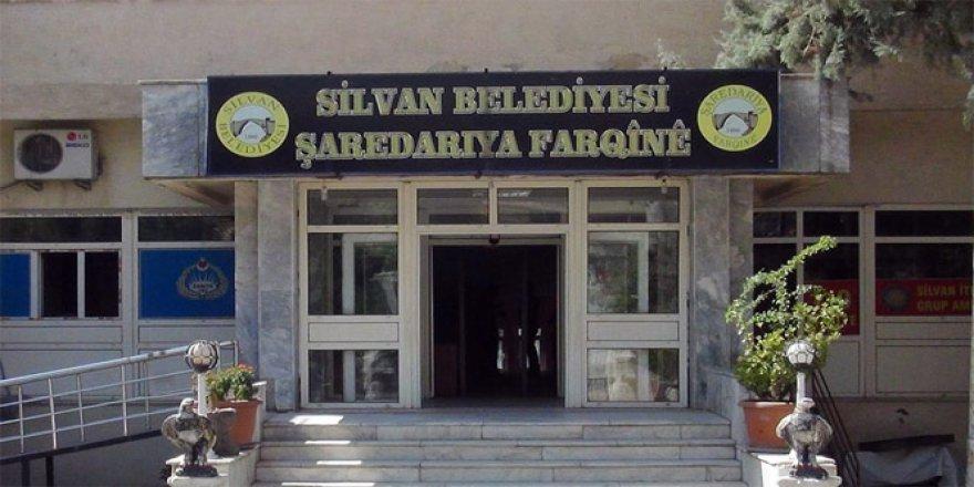 Diyarbakır, Silvan Belediyesinde 25 personelin işine son verildi