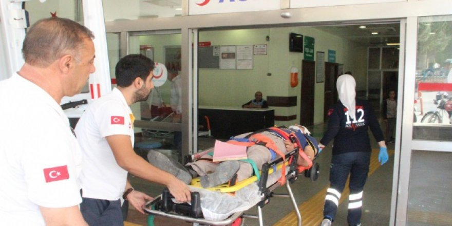 Şanlıurfa'da korkutan kaza: 4 yaralı