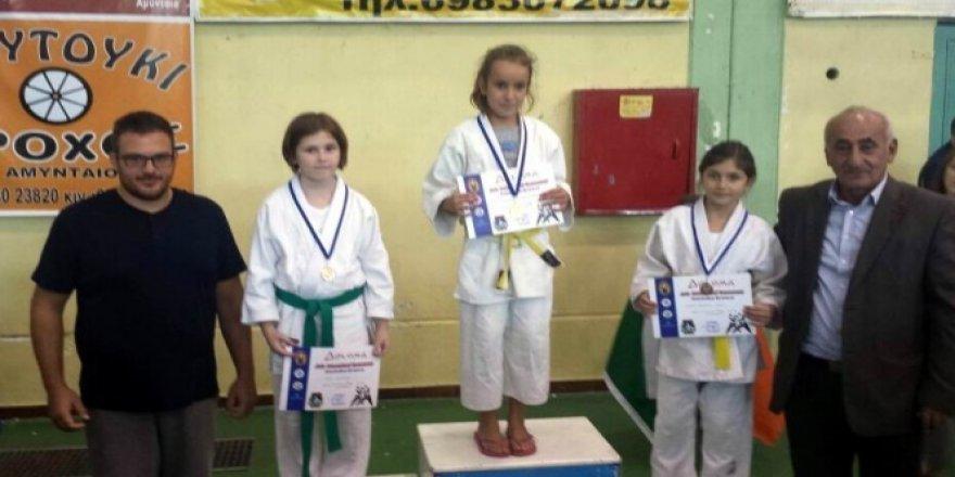 Türk Judo Takımı Yunanistan'dan 16 madalyayla ayrıldı!