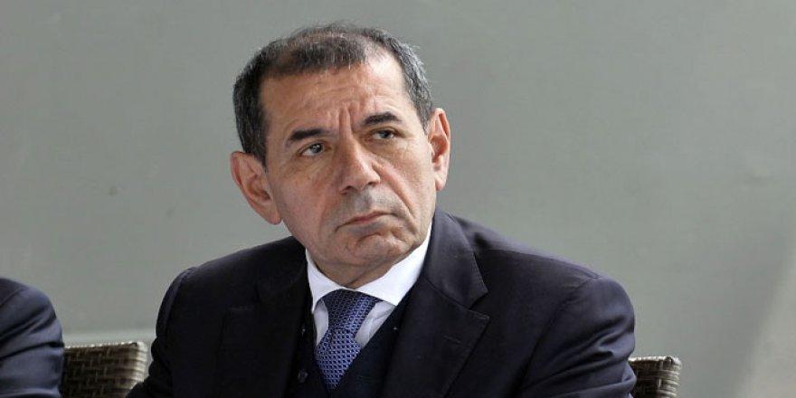 Dursun Özbek: 'Gayrimenkulleri değerlendirmekten başka çaremiz yok'