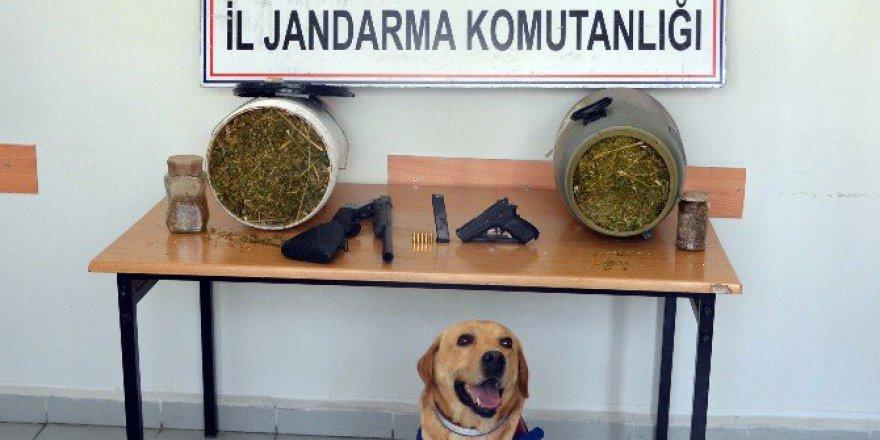 Mersin, Anamur'da Uyuşturucu Operasyonu: 2 Tutuklama