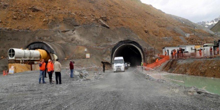 En uzun Ovit tüneline 90 m kaldı!