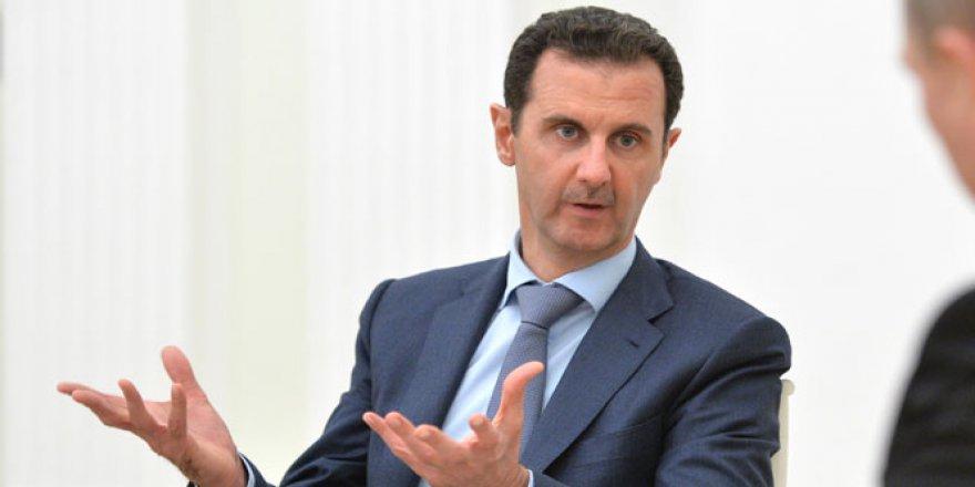 Beşar Esad'dan Türkiye açıklaması