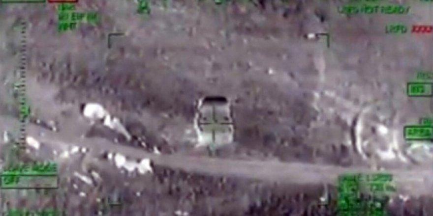 Diyarbakır'da bomba yüklü araçlar imha edildi