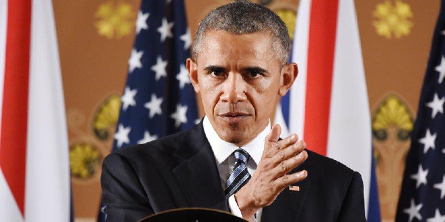 Barack Obama'dan vur emri!