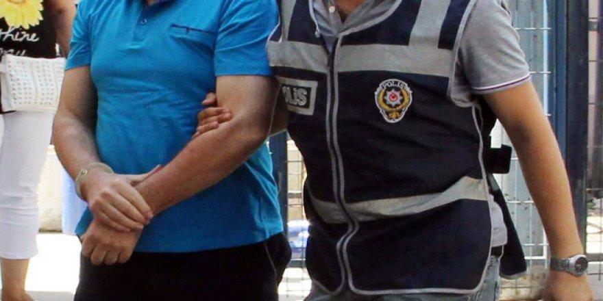 Elazığ'da FETÖ'den 7'si öğretmen 8 şüpheli tutuklandı