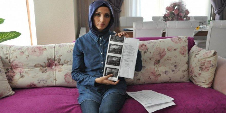 Kocaeli'de yanlış tedavi yüzünden zorunlu kürtaj iddiası!
