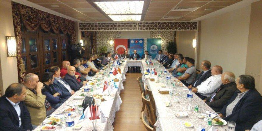 2. Balkan Güreş Şampiyonası 2. Kez Yıldırım Belediyesinde