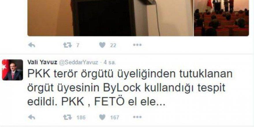 Muş'ta PKK'lı Teröristin Telefonundan 'ByLock' Çıktı