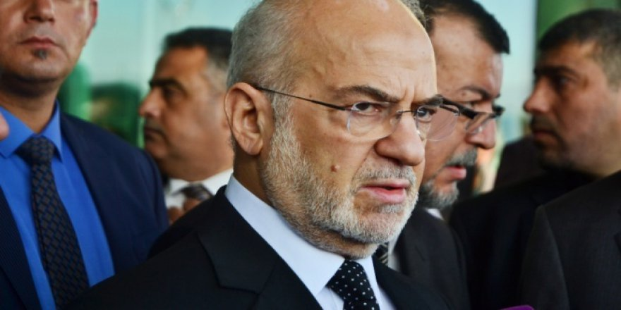 Iraklı Bakan İbrahim Caferi'den Türkiye açıklaması