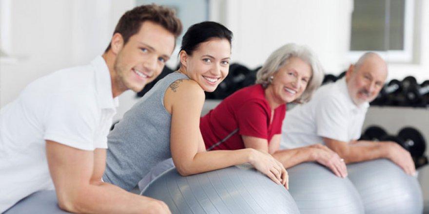 ''Pilates artık bir tedavi yöntemi''