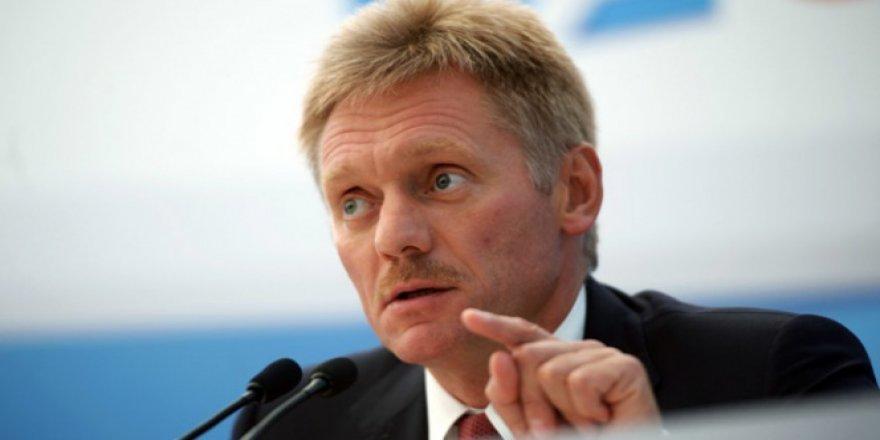 Kremlin Sözcüsü Peskov: ''Türkiye'ye hava savunma sistemi sağlayabiliriz''