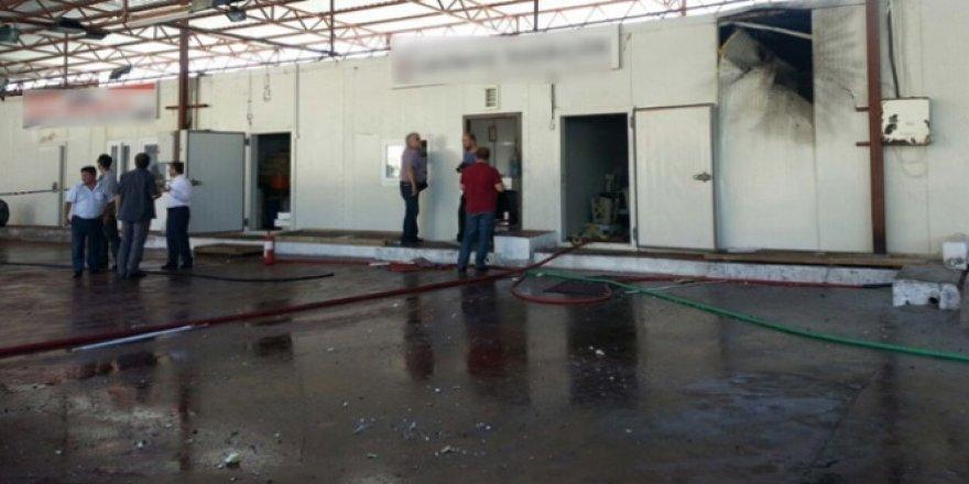 Antalya'da meydana gelen patlamayla ilgili yayın yasağı