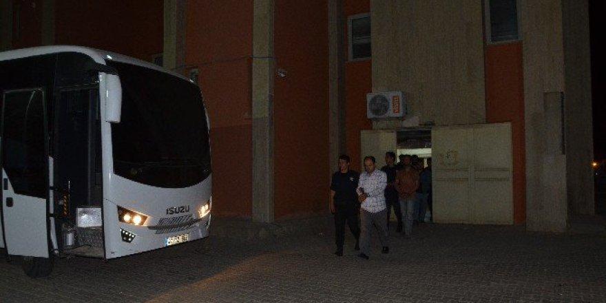 Mardin'de Bylock Kullanan 10 Fetö Üyesi Tutuklandı