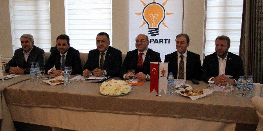 AK Parti'den Kütahyalılara 2 Büyük Müjde