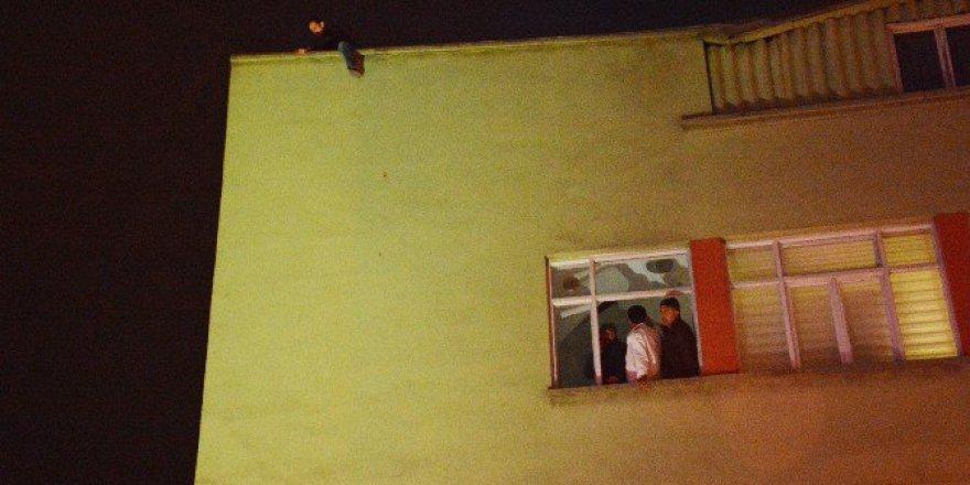 Karabük'te Terfi Edemeyen İşçi İntihara Kalkıştı