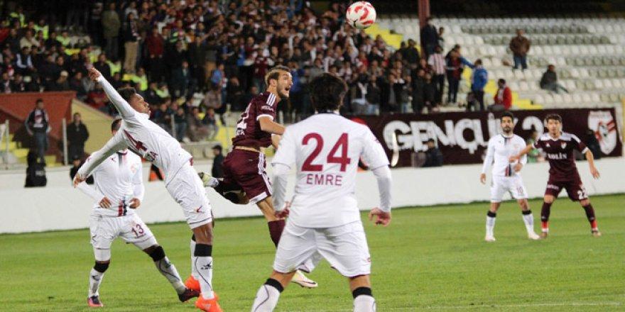 Elazığspor 2-0 Bandırmaspor