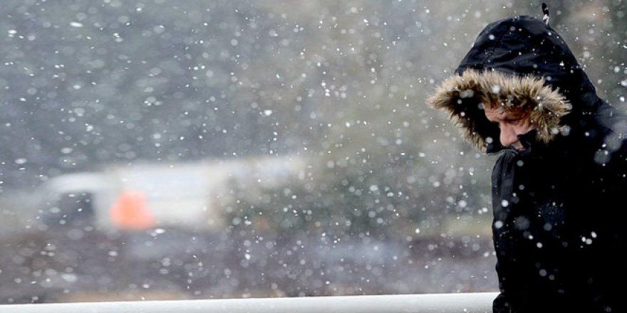 Meteoroloji uyardı o bölgeye kar geliyor
