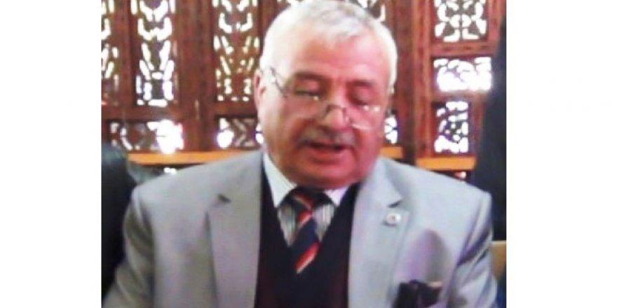 Erciş'te Mehmet Şefik Doğu öldürüldü!