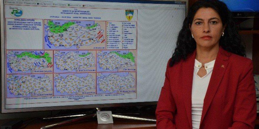 Meteoroloji 3. Bölge Müdürlüğü'nden Zirai Don Uyarısı
