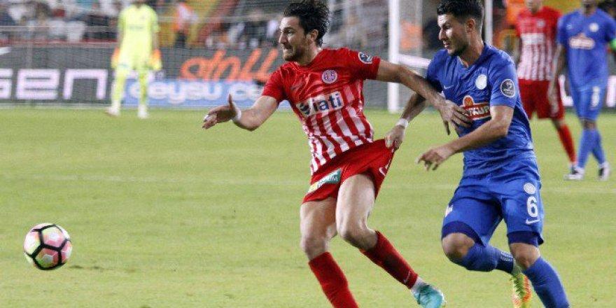 Antalyaspor 0-0 Çaykur Rizespor