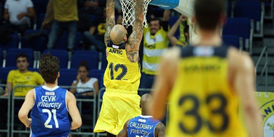 Fenerbahçe 76-62 İstanbul Büyükşehir Belediyespor