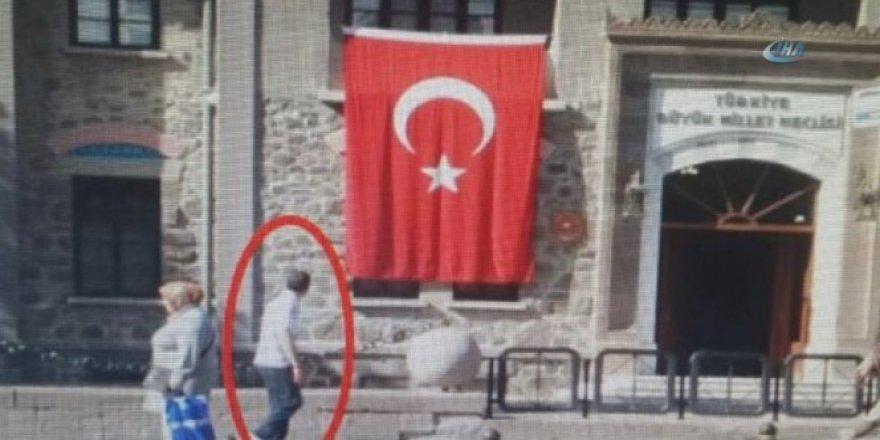 Bombacı hain Anıtbakir'de keşif yapmış