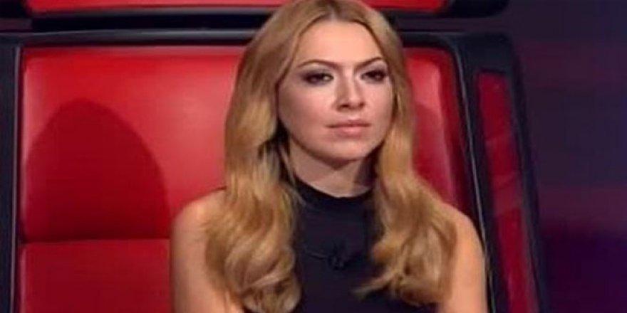 Ünlü şarkıcı neye uğradığını şaşırdı