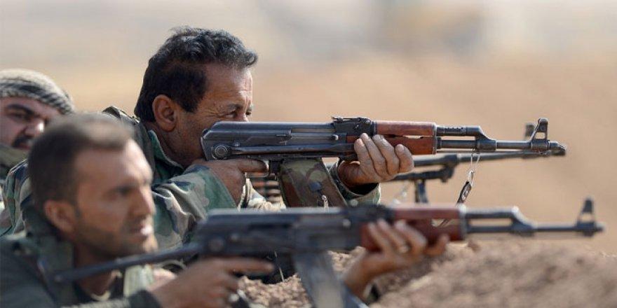 Operasyonun 3. gününde Peşmerge ile DEAŞ arasında sıcak çatışma