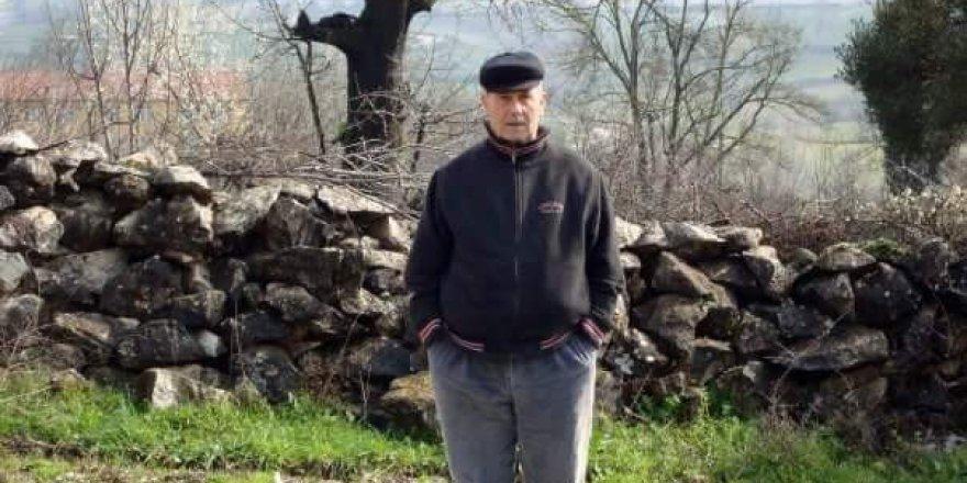 Bursa, Mustafakemalpaşa'da Yaşlı Çiftçi Tarlada Ölü Bulundu