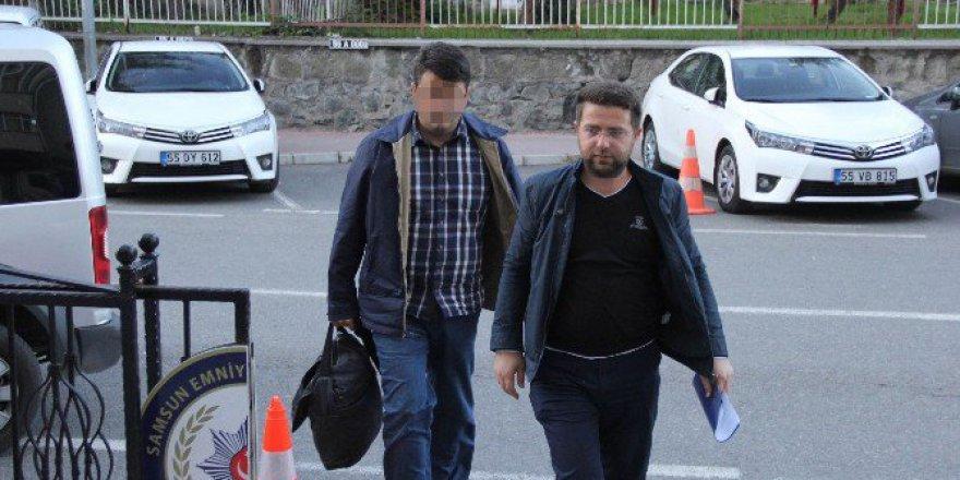 Samsun'da FETÖ'nün Emniyet Yapılanmasına Operasyon: 5 Gözaltı