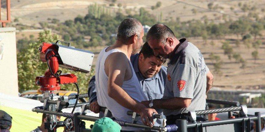 Gaziantep'te Bir Kişi Bakkal Borcu Nedeniyle İntihar Etmek İstedi