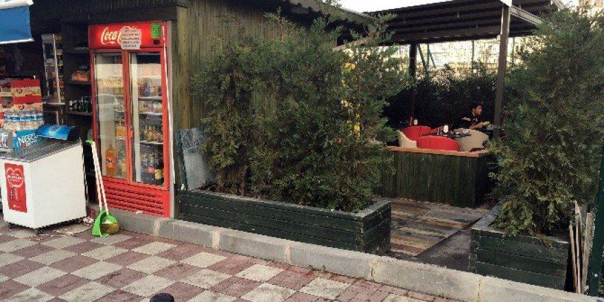 İstanbul, Büyükçekmece'de Silahlı Yaralama