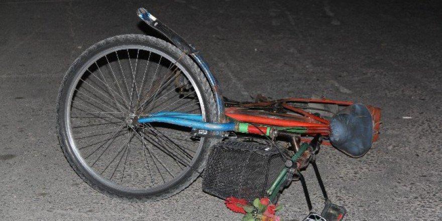 Çorum'da Kaymyonla Bisiklet Çarpıştı: 1 Ölü
