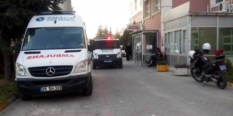 Eskişehir'de Ağır Silahı Kavga: 2 Yaralı