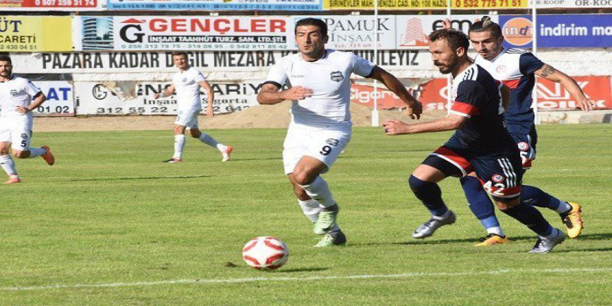 Nazilli Belediyespor 0-3 Zonguldak Kömürspor