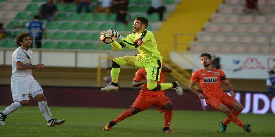 Bursaspor 2-0 Aytemiz Alanyaspor