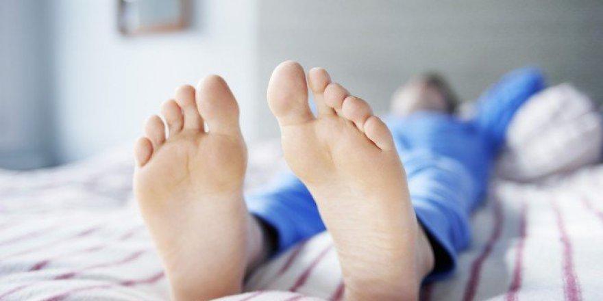 Çocuklarda Bile Huzursuz Bacak Sendromu Görülebilir