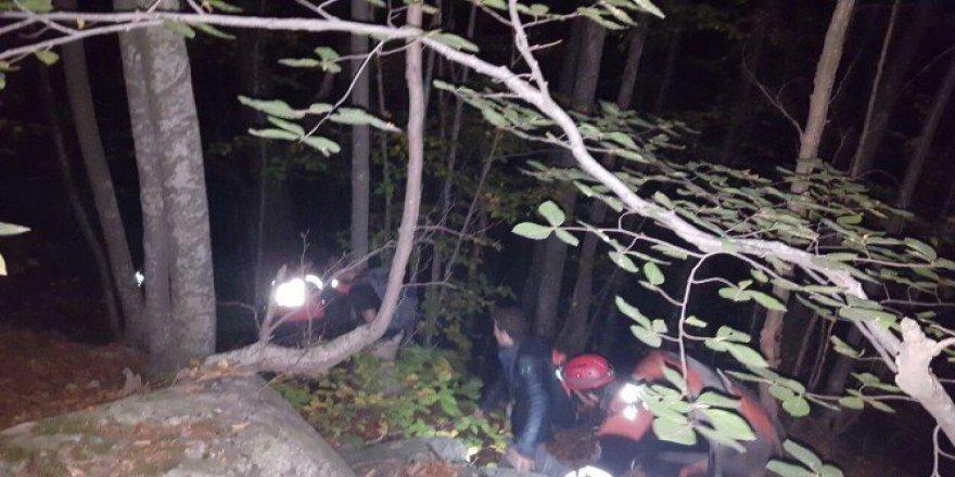Uludağ'da Yürüyüş Yaparken 3 Genç Kayboldu