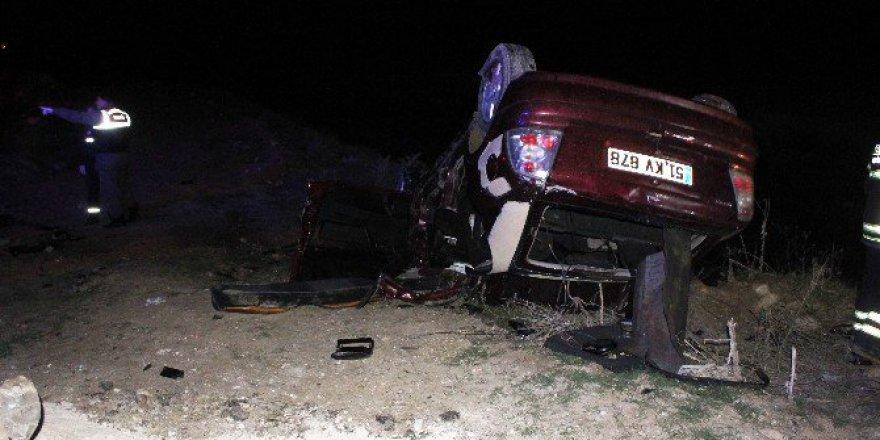 Tekirdağ, Saray'da Feci Kaza: 1 Ölü, 2 Yaralı