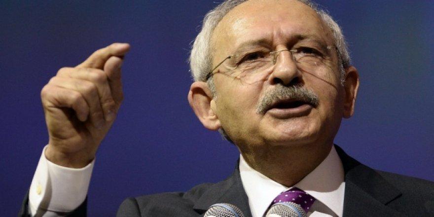 Kemal Kılıçdaroğlu'ndan tarihi çağrı