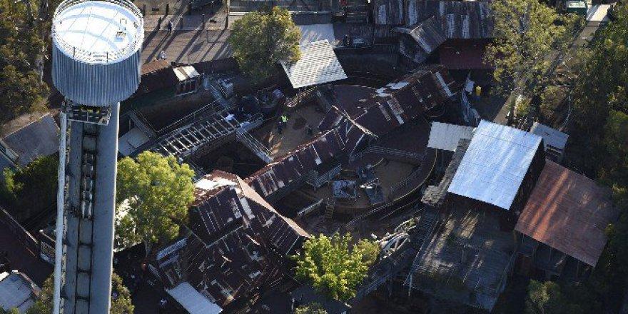 Avustralya, Dreamworld Tema Parkta Korkunç Kaza: 4 Ölü