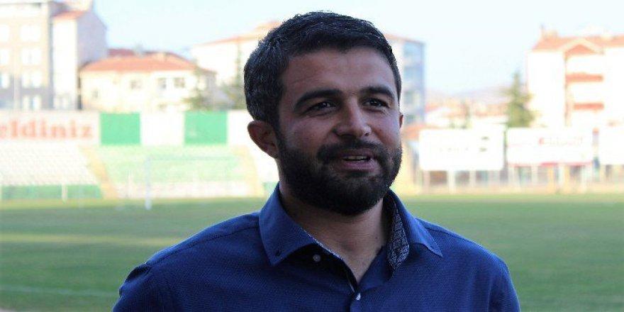 Kırşehirspor Teknik Patronu Yrd. Doç. Bekir Barış Cihan Görevini Bıraktı