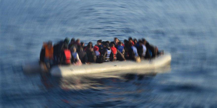 Kırklareli'de kaçak göçmen böyle yakalandı!