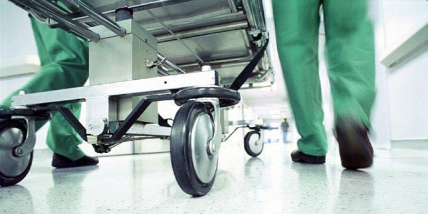 Kastamonu'da İnşaattan Düşen İşçi Ağır Yaralandı