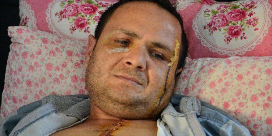 Zonguldak'ta Bir Kişi Çalınan Kamyonetini Ararken Bıçaklandı